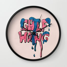 GRIME GANG Wall Clock