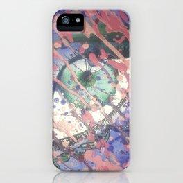 Wondering Eye  iPhone Case