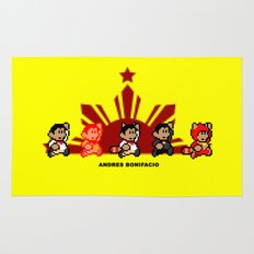 8-bit Andres Bonifacio 2 Rug