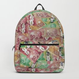 Bed of Money Backpack
