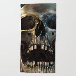 Skull 4 Beach Towel