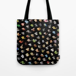 Animal Marathon Tote Bag