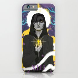 XIII - Death iPhone Case
