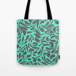 Wild Side - Mint Tote Bag