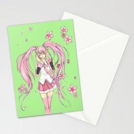 SakuraMiku Stationery Cards