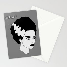 Oh Elsa! Stationery Cards