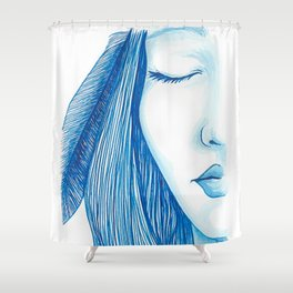 Resolve Shower Curtain