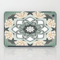 teal iPad Cases featuring Teal by Laurkinn12
