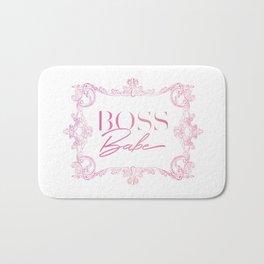 Boss Babe Bath Mat