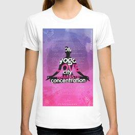 Hollywood Yoga book T-shirt