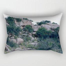 enchanted rock  Rectangular Pillow