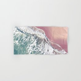 Blush Beach Hand & Bath Towel