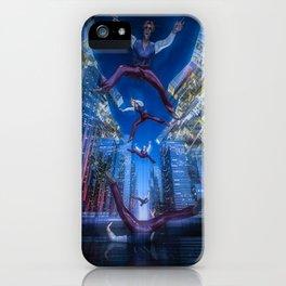 Chronic Vertigo iPhone Case