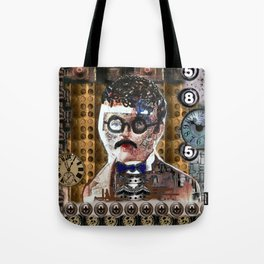 The Mad Professor Tote Bag