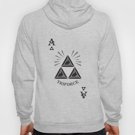 Ace of Spades Card - Hylian Court Legend of Zelda Hoody
