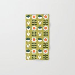 Set Sun Olive Hand & Bath Towel