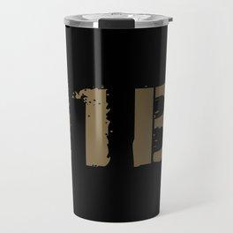 11B Infantryman Travel Mug