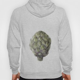 Artichoke Illustration Hoody