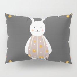 Cute Bunny Pillow Sham