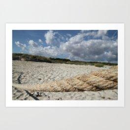 Spiaggia - Matteomike Art Print