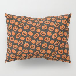 Jack O Lanterns // Halloween Collection Pillow Sham