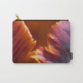 Parrot Tulip Petal Carry-All Pouch