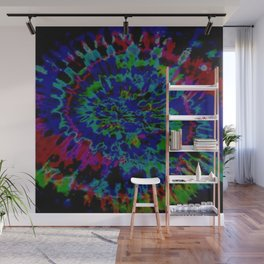 Tie-Dye #4 Wall Mural