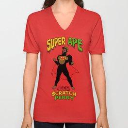 Super Ape Unisex V-Neck