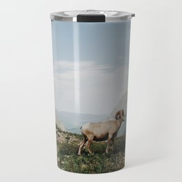 Bighorn Overlook Travel Mug