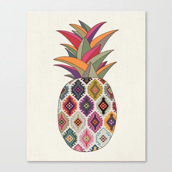 Tropicana Canvas Print