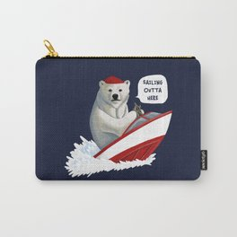 Sailing Outta Here Carry-All Pouch