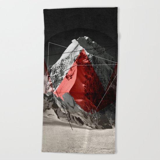 reborn Beach Towel