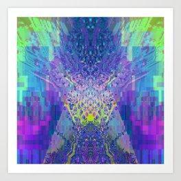 Circuitree Art Print