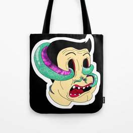 Curse of the Squid Tote Bag