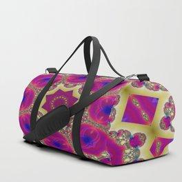 Guardians Of The Void Mandala 7 Duffle Bag