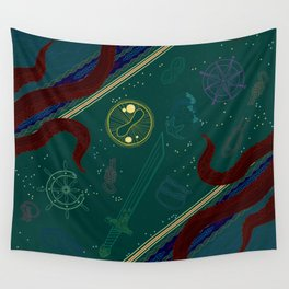 fjord Wall Tapestry