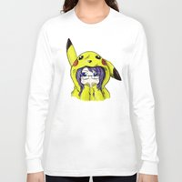 onesie Long Sleeve T-shirts featuring Onesie by VerticalSynapse