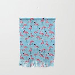 Flamingos Wall Hanging