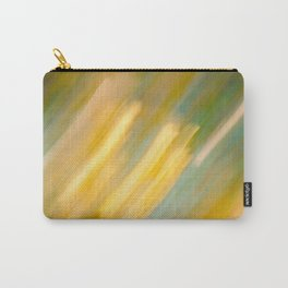 Ancient Gold and Turquoise Texture (variation) Carry-All Pouch
