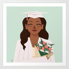 Graduation Art Print
