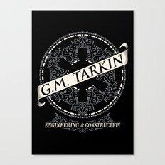G.M. Tarkin Engineering & Construction Canvas Print