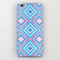 lucy iPhone & iPod Skins featuring Lucy by Jacqueline Maldonado