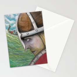 The Norsemen Cometh Stationery Cards