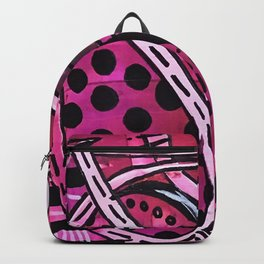 Abstracto Full Color Backpack