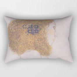 The Suffering of Weak Mankind Rectangular Pillow