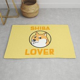 Shiba Inu lovers #2 Rug