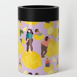 Lemon Babes Can Cooler