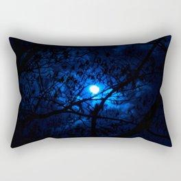 Bad Moon Arising Rectangular Pillow