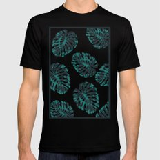 CALIFORNIA TROPICALIA MEDIUM Black Mens Fitted Tee