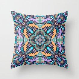 Mumbai Throw Pillow
